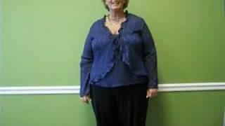 Donna Gaddy's Six Month L A Weight Loss Update