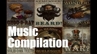 Victorian Era Music Compilation || Victorian England Steampunk London 19th Century