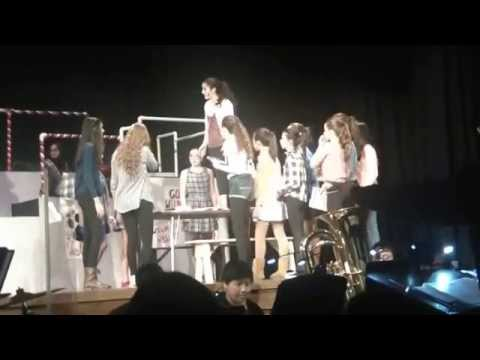 High School Musical (Act I) - Montgomery UMS - 3/6/2015