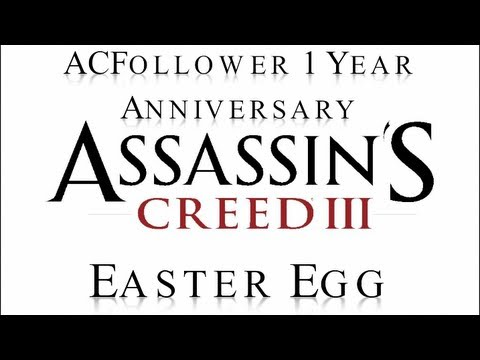 Assassins Creed 3 - Easter Egg Da Vinci's Flying Machine