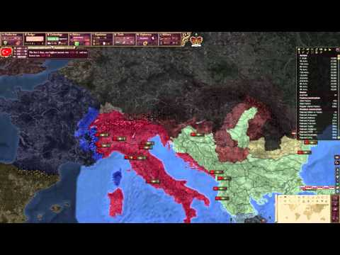 Victoria 2 East and West Roman Empire Ultimate Mod Part 10