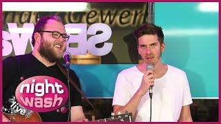 Hater-Kommentare! Sven Bensmann und Simon Stäblein singen den Livestream-Song