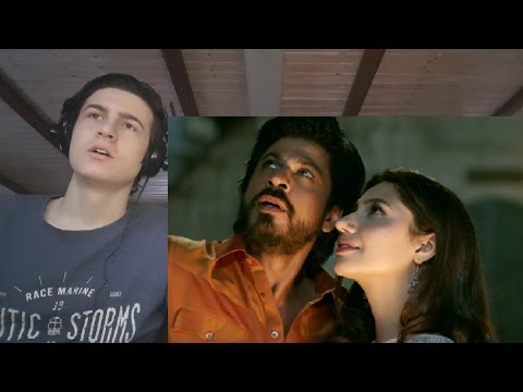 Udi Udi Jaye RAEES Song REACTION | Shah Rukh Khan & Mahira Khan | Ram Sampath