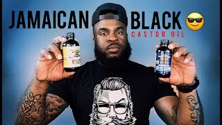 Your Beard Needs Jamaican Black Castor Oil | Men's Grooming & Hair Growth Products | How To