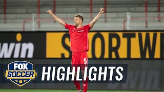 Fc union berlin secure a spot in the bundesliga's top flight after defeating paderborn 1-0. meanwhile, will be relegated spending only one se...