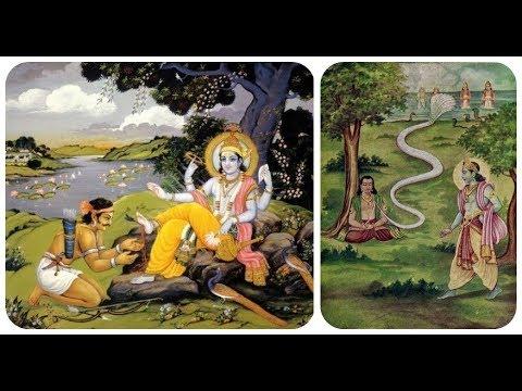 Kyu aur kaise tyaaga Bhagwan Shri Krishna Aur Balaram ji ne anpe sharir ko.