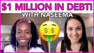 From Stuntin' on the Gram to PAYING OFF $1 MILLION with Naseema from Financially Intentional