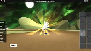 Roblox Dragon Ball RP MUI Goku (Update 2)