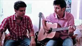 Tum ho toh | Acoustic cover | Rock on | Farhan Akhtar