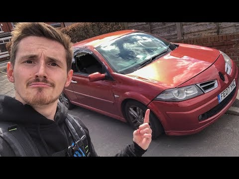 We found a STOLEN CAR outside my Dads house!