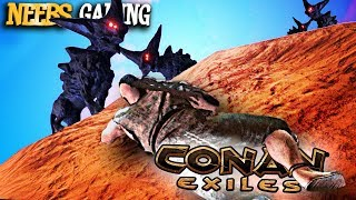 Conan Exiles - Day 1