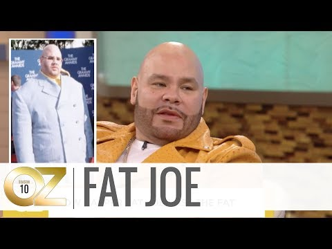 How Fat Joe Lost 100 Pounds and Changed His Body