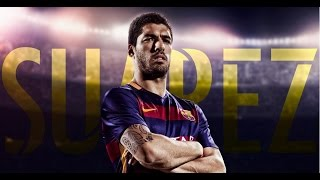 Luis Suárez ● Walking With Elephants ● FC Barcelona ● Best skills/goals ● 2015/2016