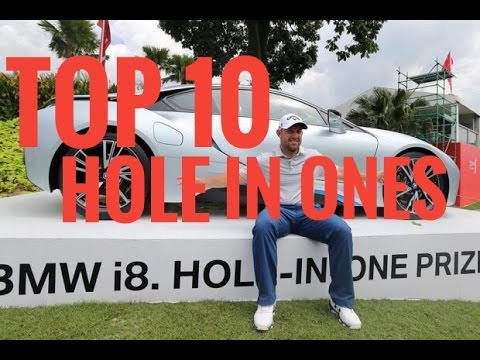 Top 10 Hole in Ones 2016 PGA Tour Season