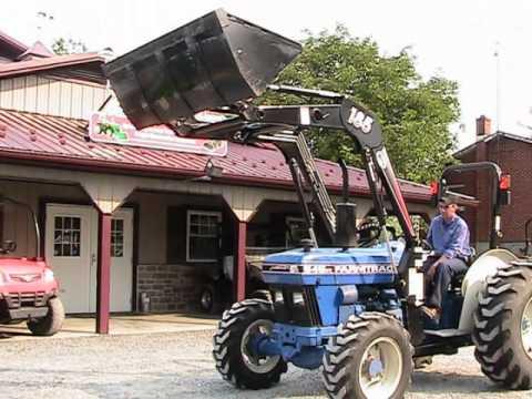 FARMTRAC 545 DTC Tractor Koyker Loader 4x4 11 Hours on EBAY