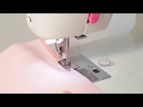 Download HZL-350 Series - Stitch Length Adjustment