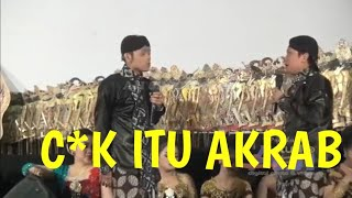 CAK PERCIL CAK YUDO MISUH JANCOK