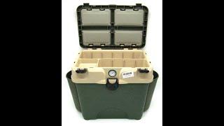 Ящик для зимней рыбалки A elita A BoxExtra