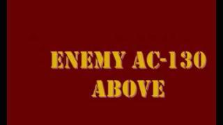 spetsnaz - Enemy AC-130 Above modern warfare 2 sound announcer