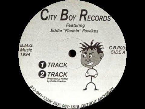 Eddie 'Flashin' Fowlkes   City Boy CBR 002 B1