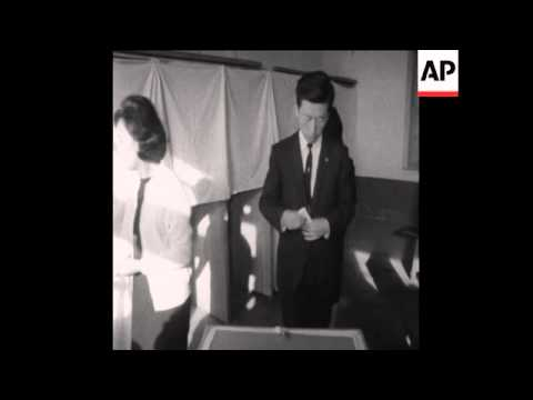 CAN 010 PARK CHUNG-HEE AND YUN BO-SEON VOTE IN SEOUL AT SOUTH KOREAN PRESIDENTIAL ELECTIONS
