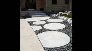 Unique Walkway Ideas,Concrete Walkway Ideas,Outdoor Path Designs,Easy and Cheap Walkway Ideas #2