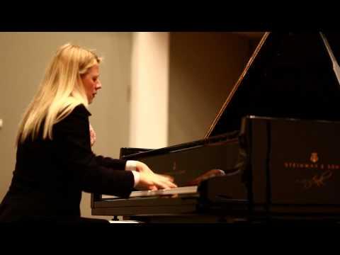 Rachmaninoff Moments Musicaux  op 16 #2  e flat minor Valentina Lisitsa