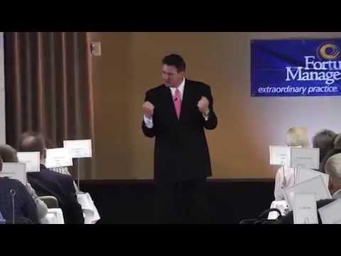 Bernie Stoltz, Fortune Management - Speaker Introduction