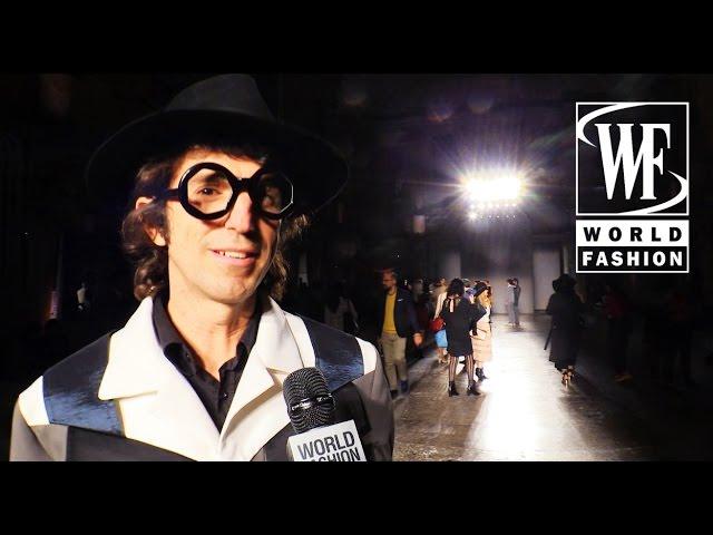Christiano Burani Spring-Summer 2016 Milan Fashion Week