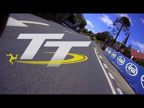 Michael Rutter on a Superbike flyer! Isle of Man TT 2017