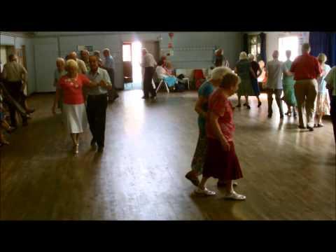 Alpine Stroll Sequence Dance at St Bartholomew's, Leeds, Tea Dance.