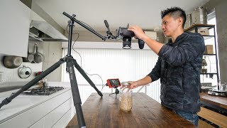 How I Shoot Cooking Videos
