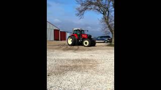 Big iron online auction, versatile tractor, May 6