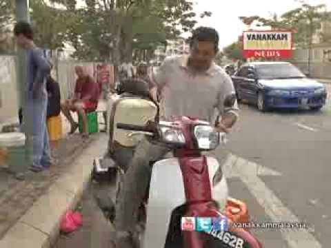 Water Crisis in Malaysia