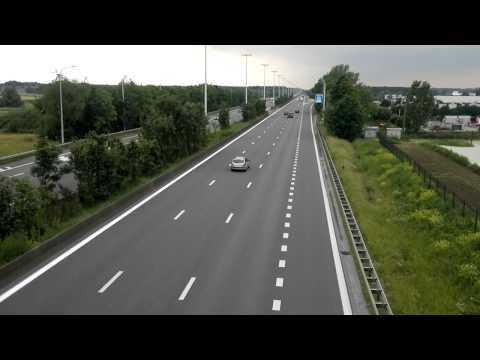 Belgium highway / Бельгия автострада / België autosnelweg
