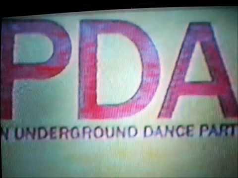 PDA IV - AN UNDERGROUND DANCE PARTY 6/2/2016