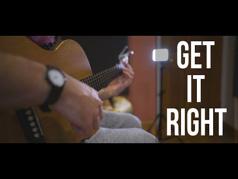 Diplo - Get It Right (Feat. MØ) - (Cover video by Ben Woodward)