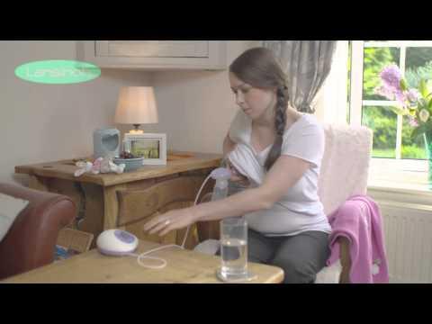 Lansinoh Двойна Електрическа помпа за кърма #Tjcek2TP-4I
