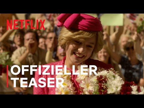 The Crown: Staffel 4 | Offizieller Teaser | Netflix