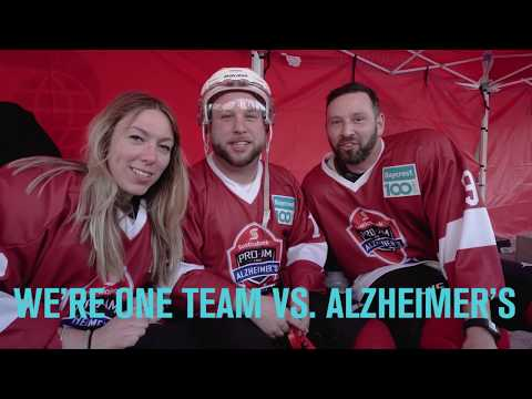 Scotiabank Pro-Am for Alzheimer's in Support of Baycrest Winter Warm Up at Nathan Phillips Square