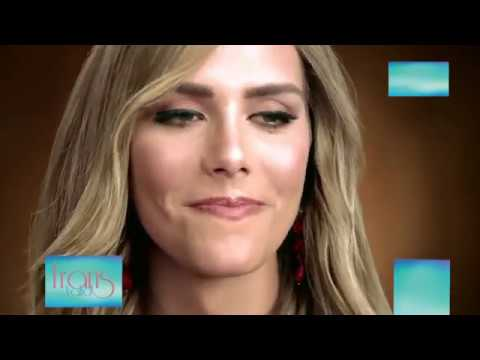 MISS UNIVERSE PAYS TRIBUTE TO ANGELA PONCE, MISS SPAIN
