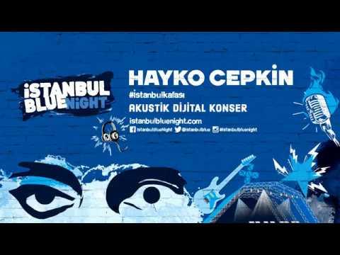 Hayko Cepkin Akustik Konser (İstanbul Blue Night)