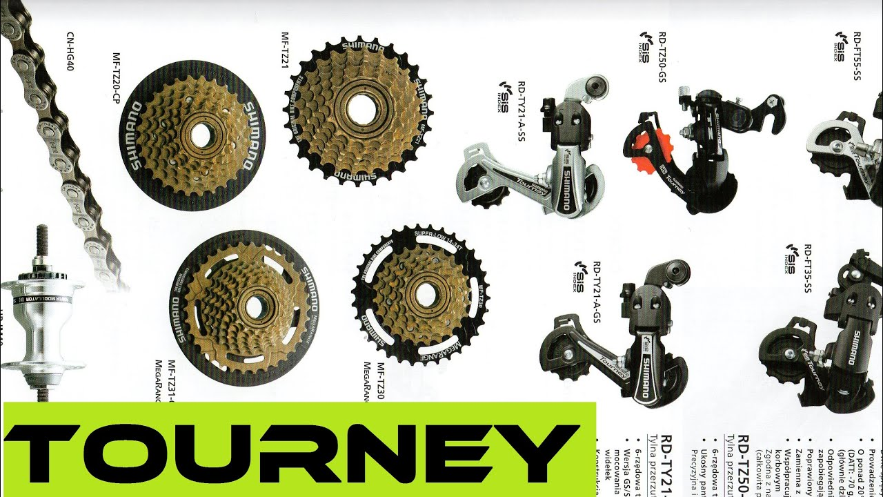 Part 1  Shimano MTB Groupset Overview - Tourney TX  Buyers Guide / Review