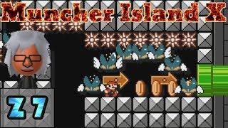 Muncher Island X by Buckheit86 [SUPER MARIO MAKER]