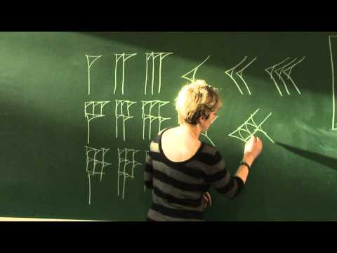 Babylonian numbers tens & units