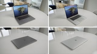 SILVER vs SPACE GREY Macbook Pro 16 - Which would you keep?