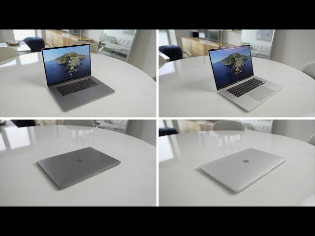 Silver Vs Space Grey Macbook Pro 16 Which Would You Keep Youtube