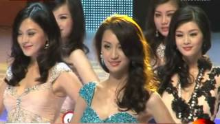 Miss Universe China final september 1, 2012