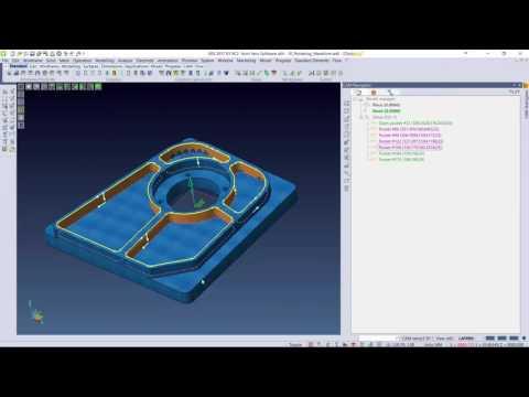 VISI 2017 R2  Обработка Waveform в 2D