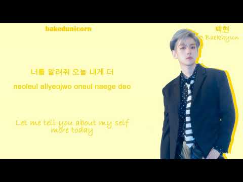 Baekhyun (백현) Diamond (Color Coded Hangul/Rom/Eng Lyrics)